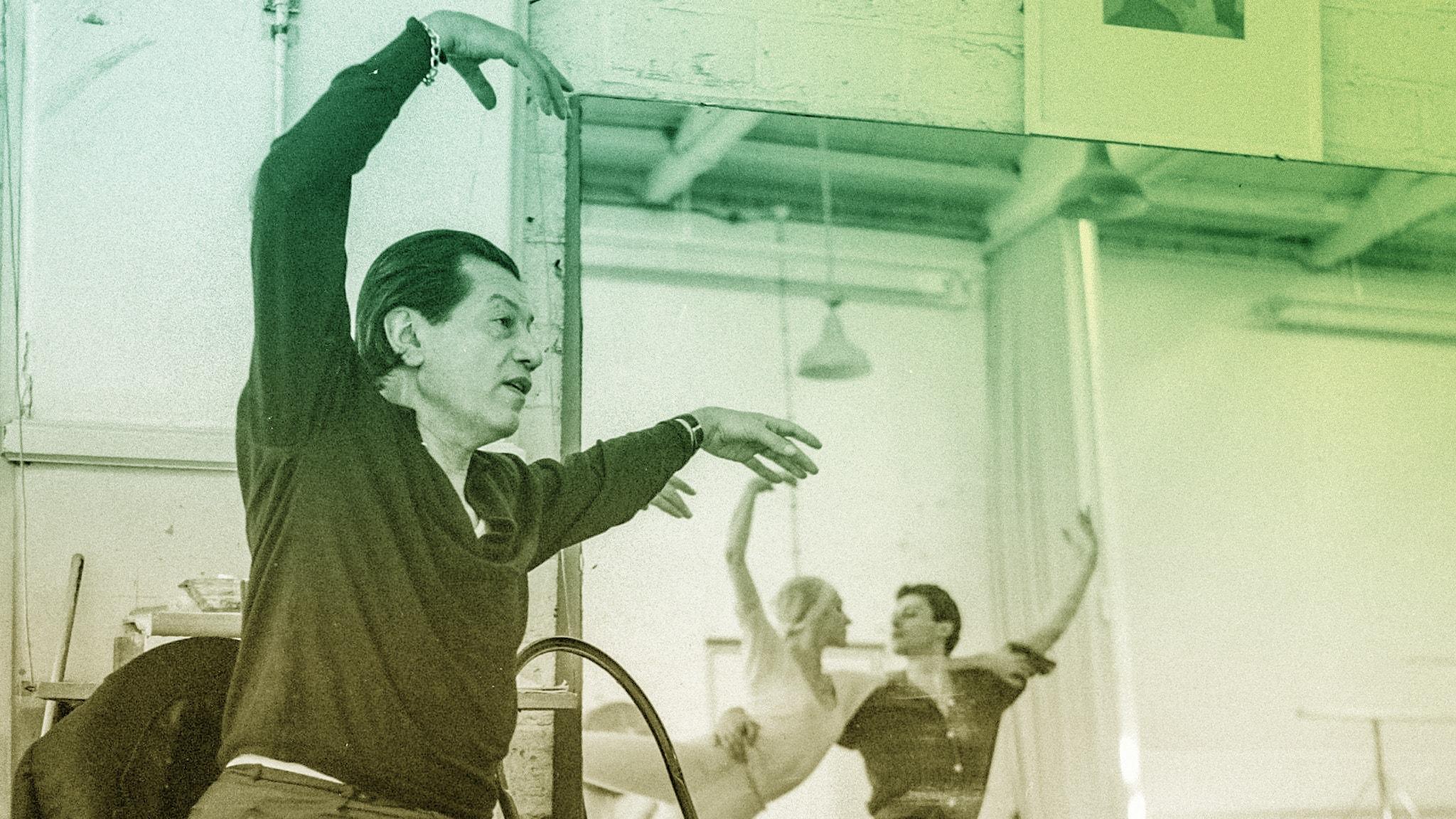 Rai 5 Serge Lifar - A passi di danza verso il futuro