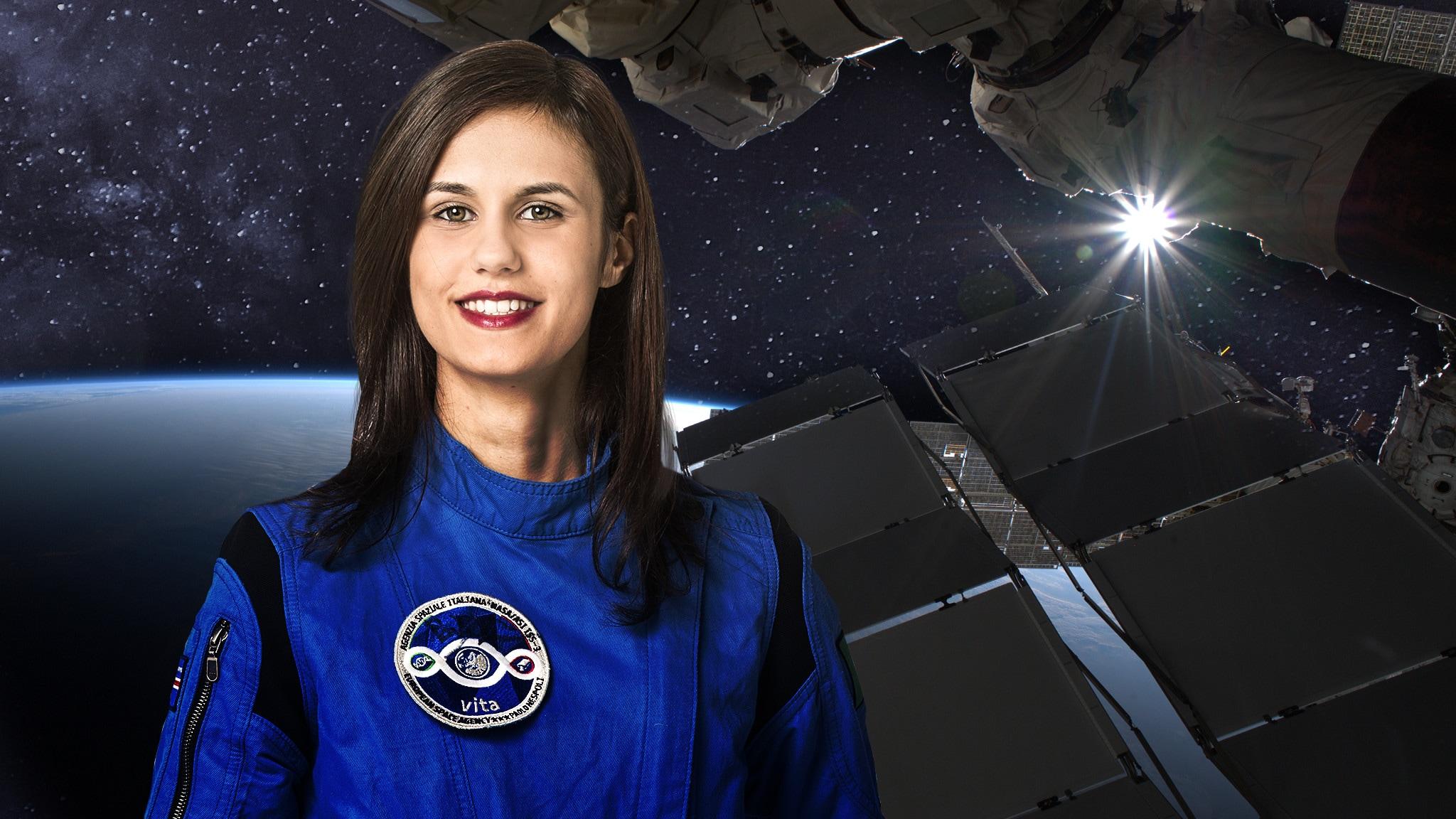 Rai Gulp Space to Ground - S1E8 - Terra piano B. Clean Space