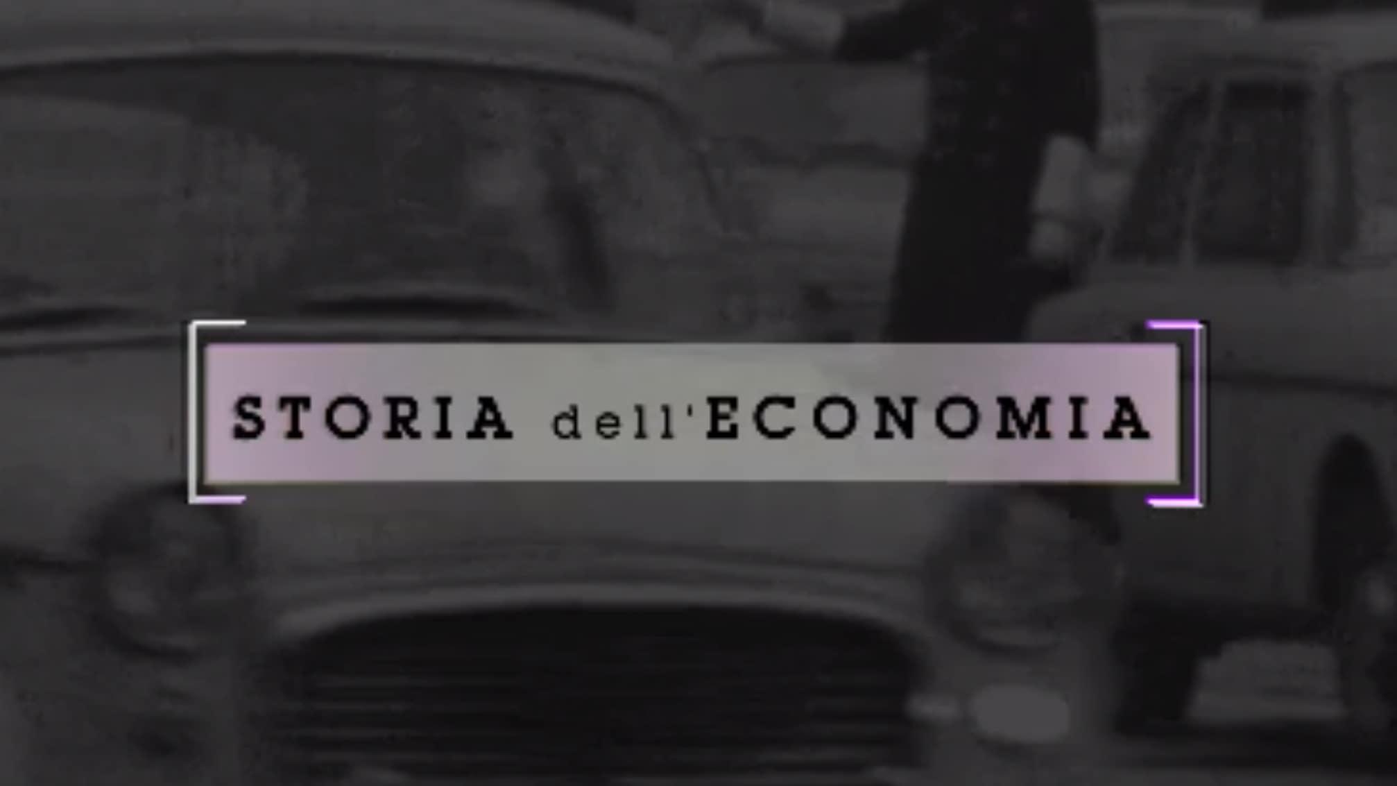 Rai Storia Storia dell'economia - E6 - Un mondo globale