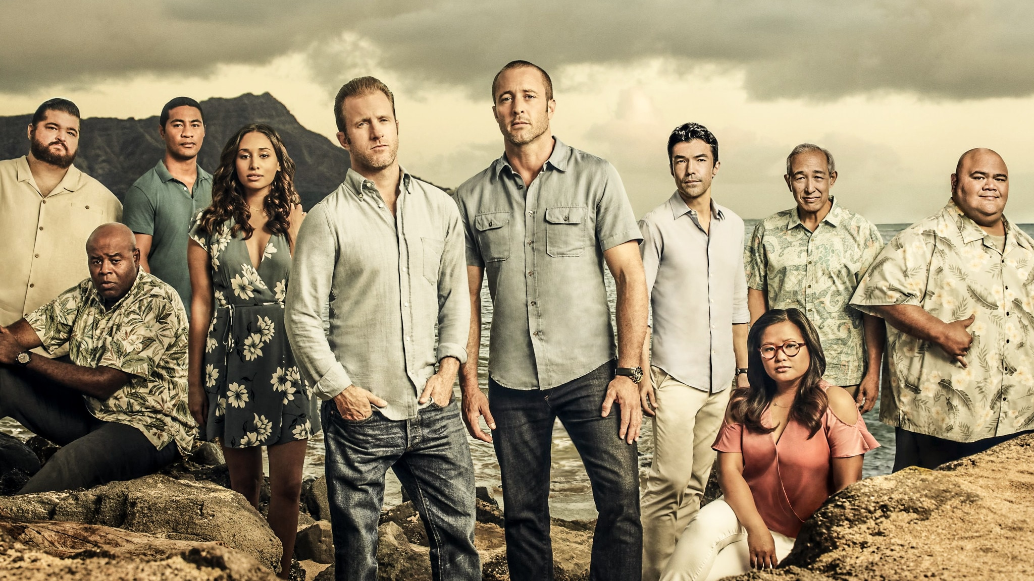Rai 2 TELEFILM Hawaii Five - 0 Mentori e allievi
