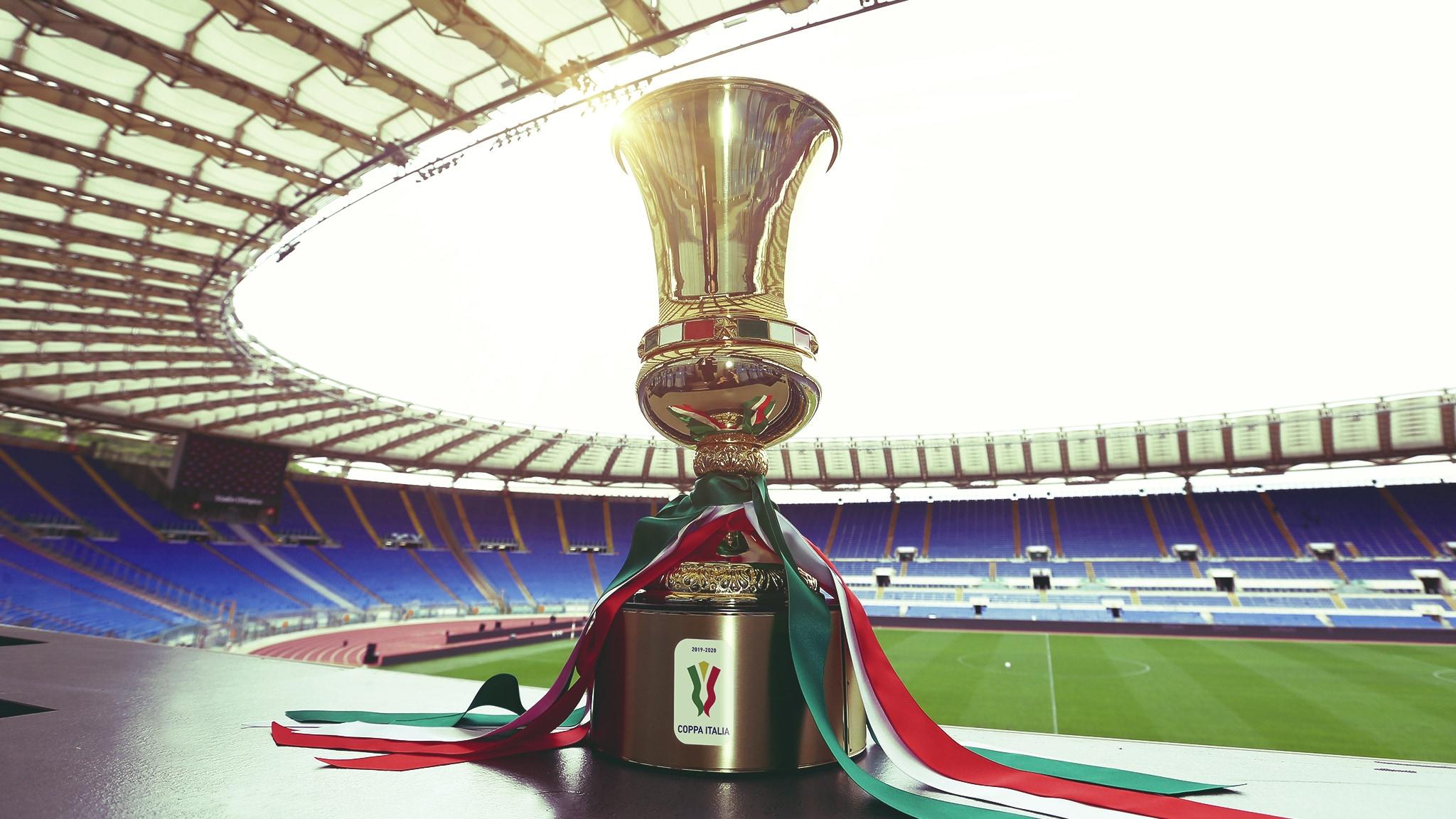 Rai 2 Calcio, Coppa Italia: Napoli-Spezia