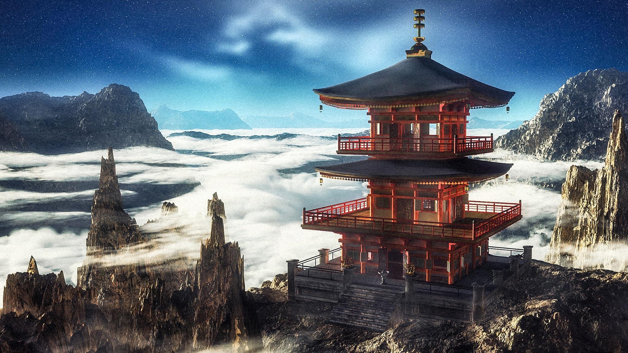 Rai 5 Il Giappone visto dal cielo - E1