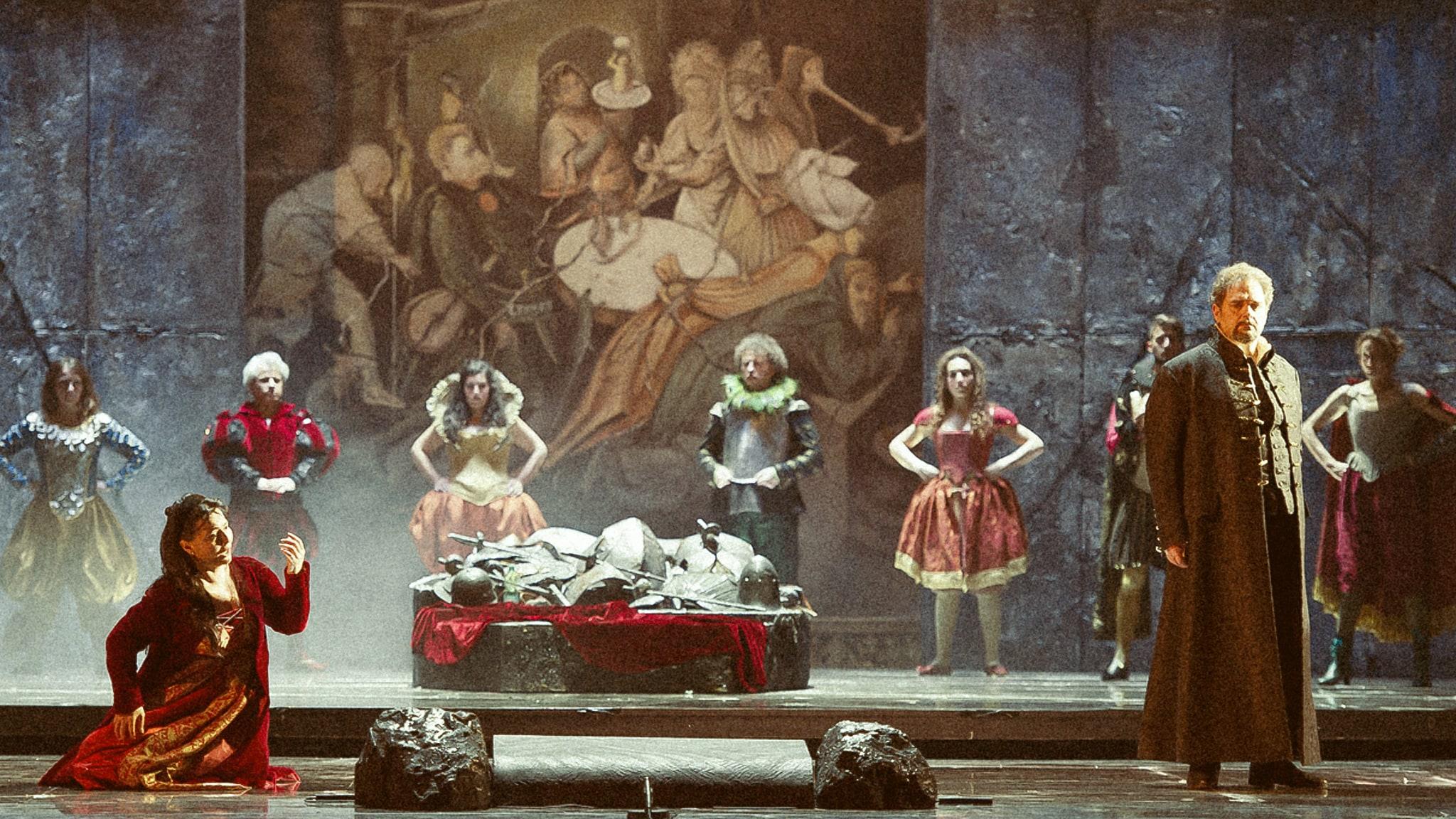 Rai 5 Otello (Teatro San Carlo)