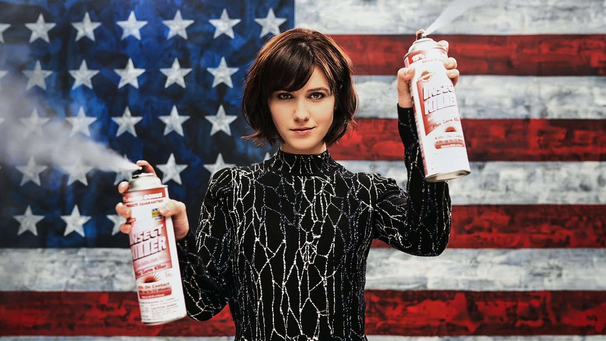 Rai 2 Braindead - Alieni a Washington S1E4 - Unica via
