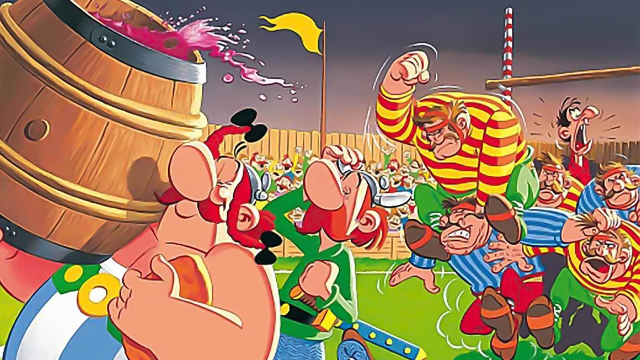 Rai Gulp Asterix e la pozione magica