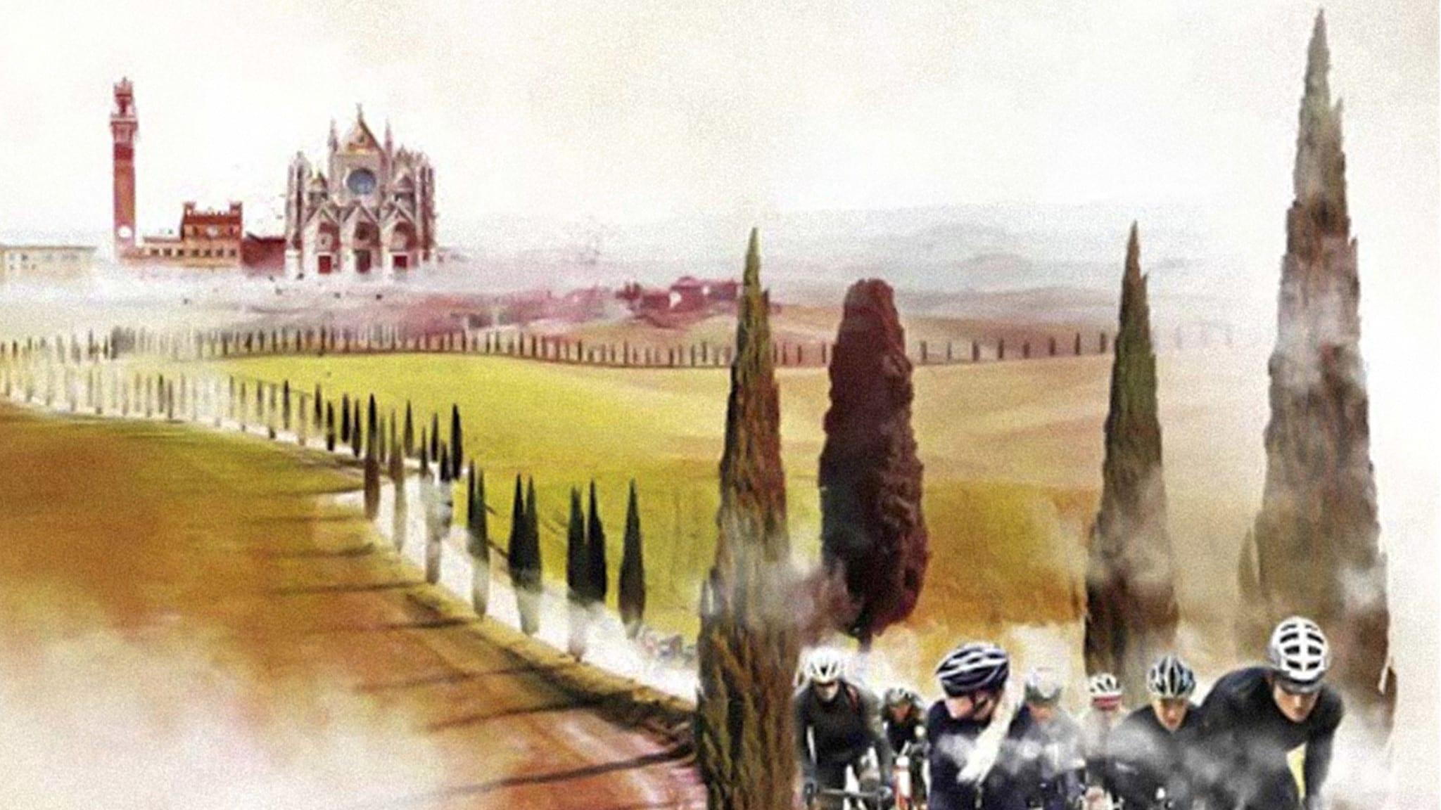 Rai Sport+ HD Ciclismo:Strade Bianche Maschile