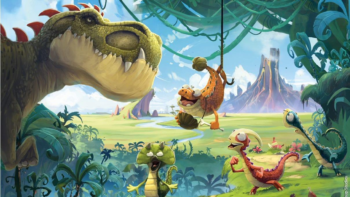 Rai Yoyo Gigantosaurus – S1E26 –  Un problema molto appiccicoso