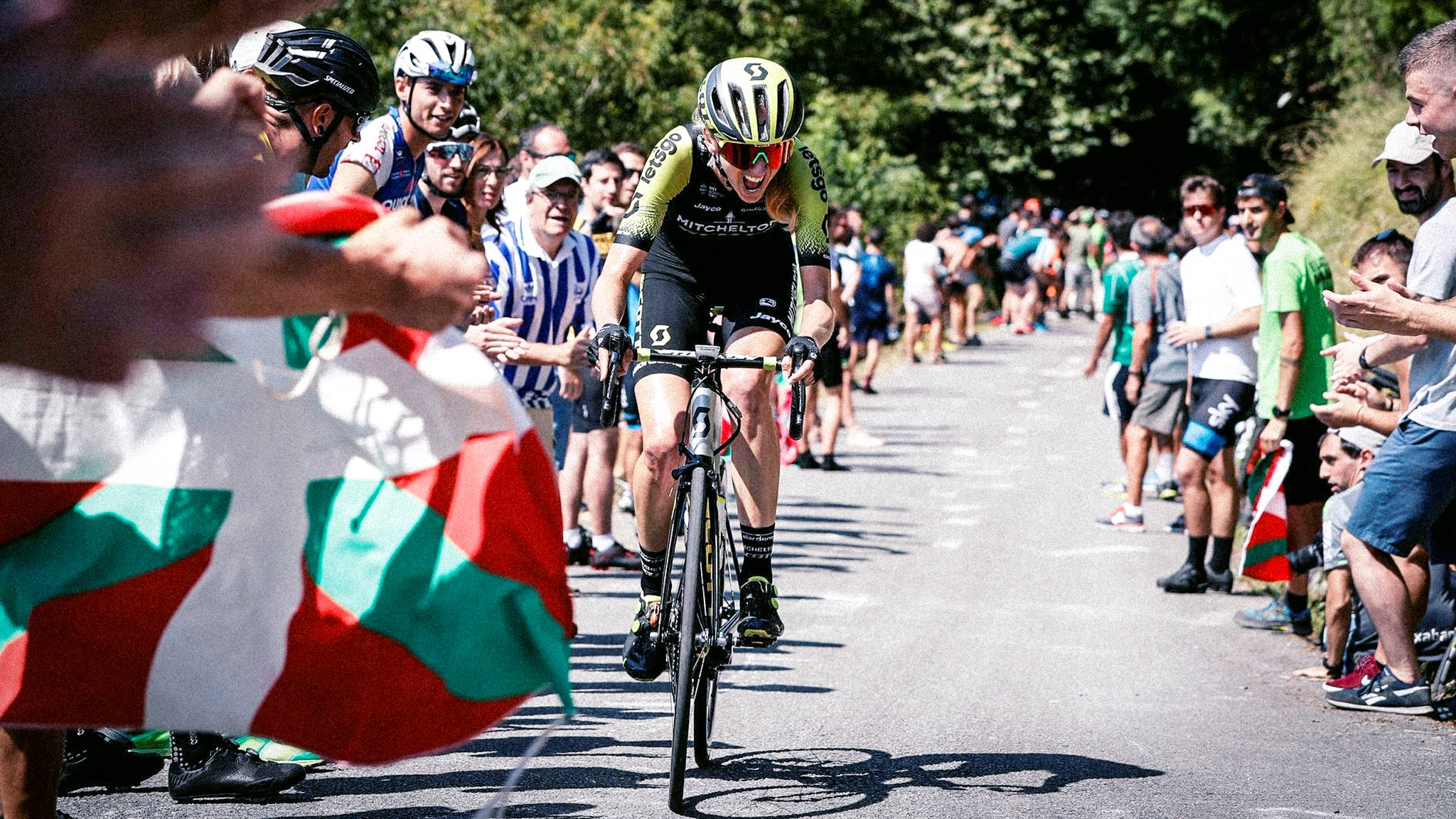 Rai Sport+ HD Ciclismo: Giro d'Italia Femminile 2020 5a tappa: Terracina > Terracina
