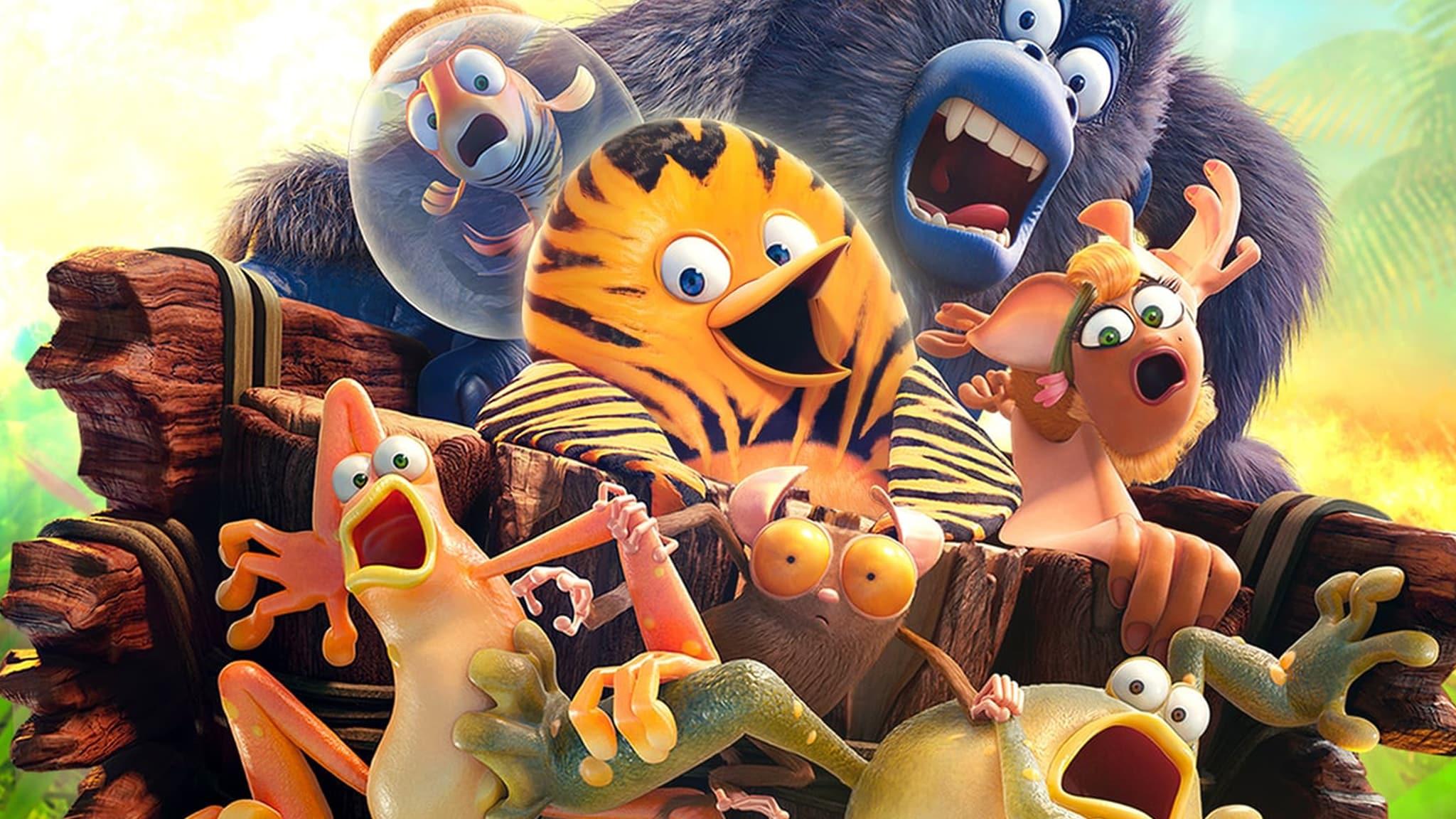 Rai Gulp Vita da giungla alla riscossa! - S3E7 - La Fonte dei Pazzi