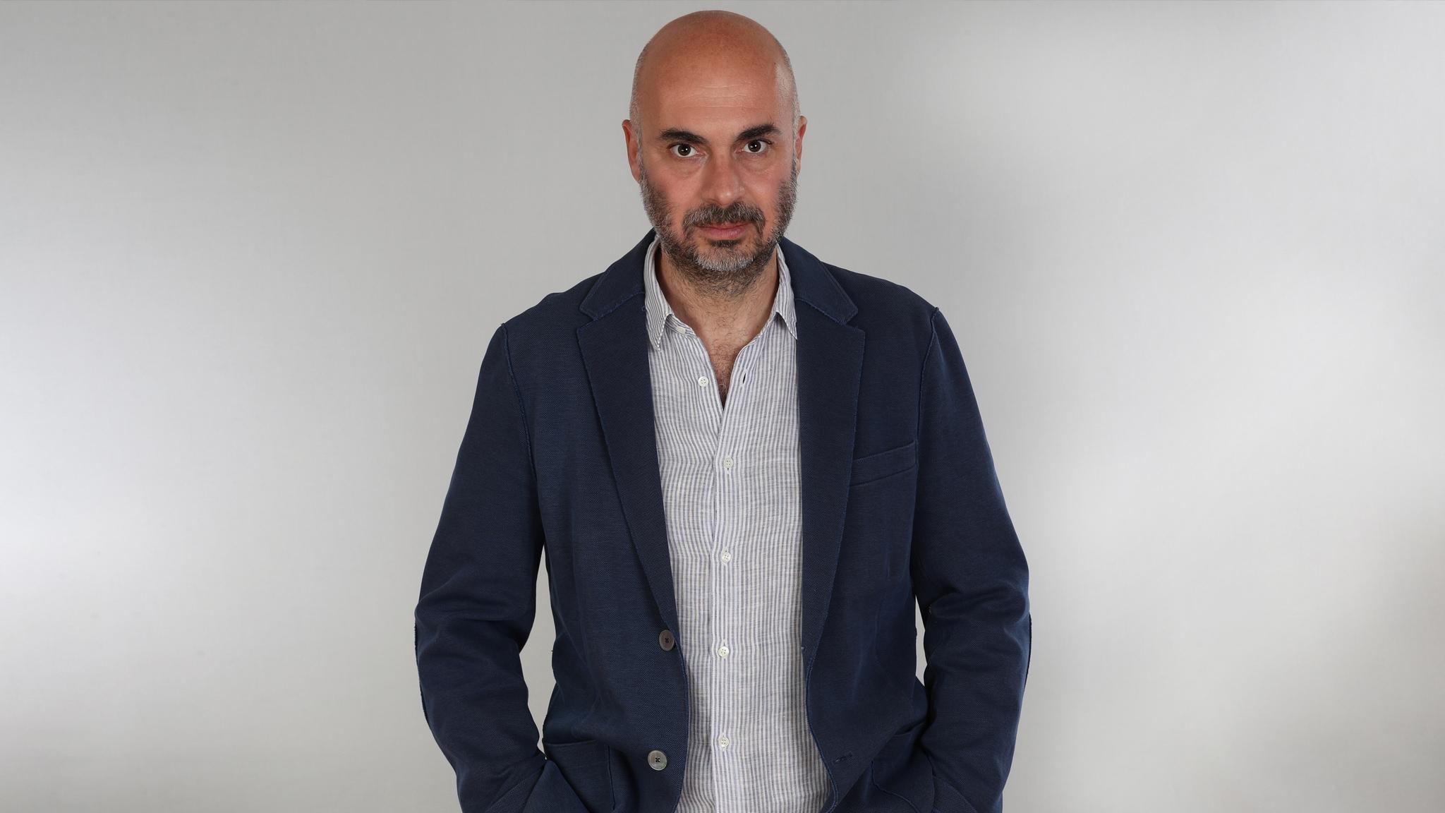 Rai Storia #Maestri: Mario Tozzi - Elisabetta Moro P13