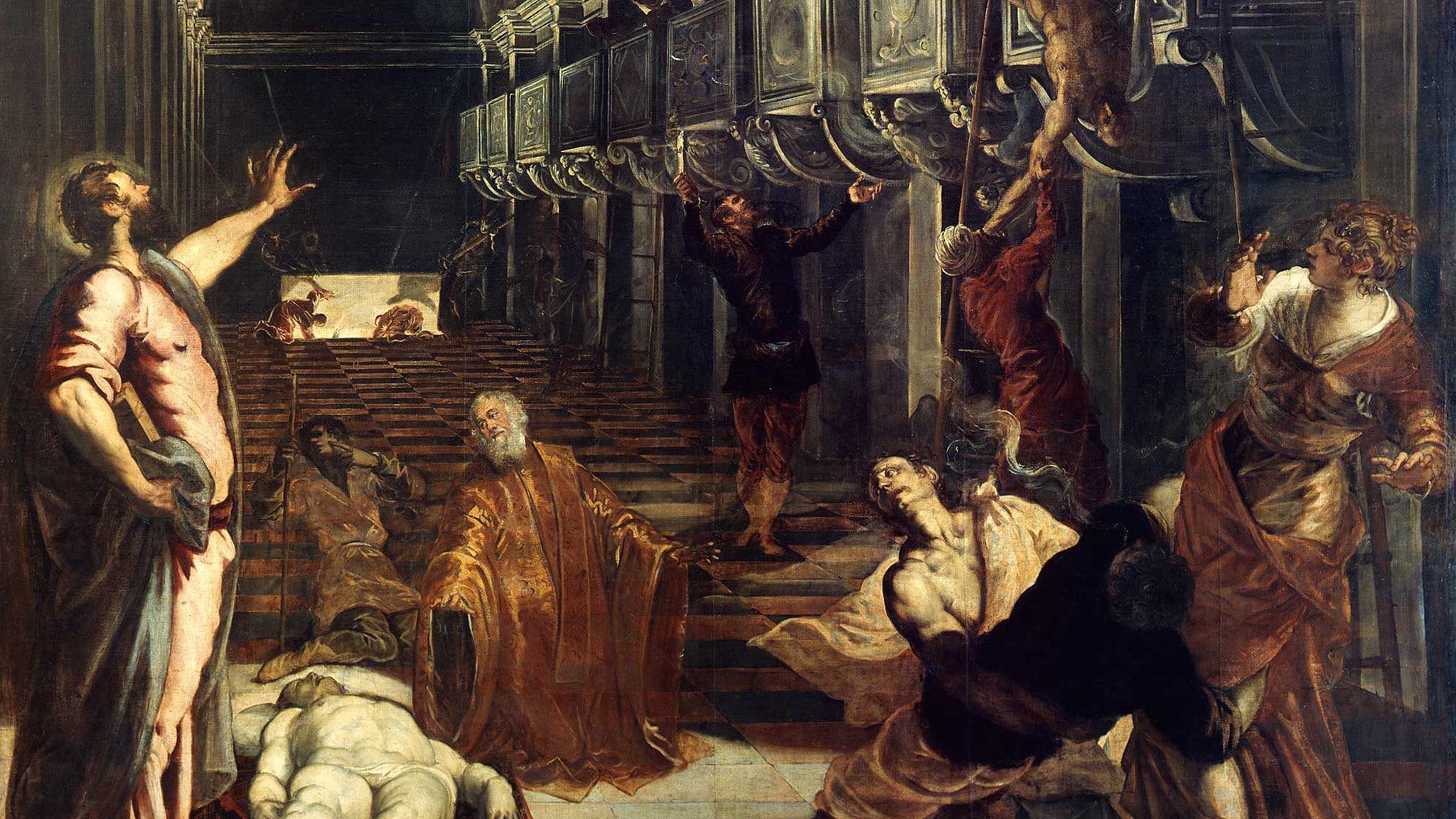 Rai 5 Tintoretto, il primo regista