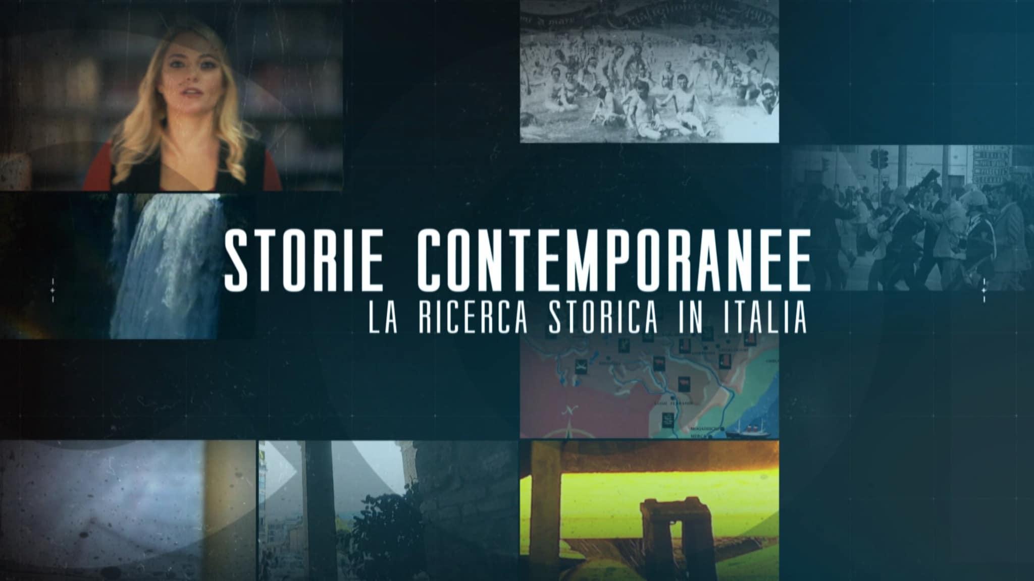 Rai Storia Storie contemporanee. La ricerca storica in Italia p.2