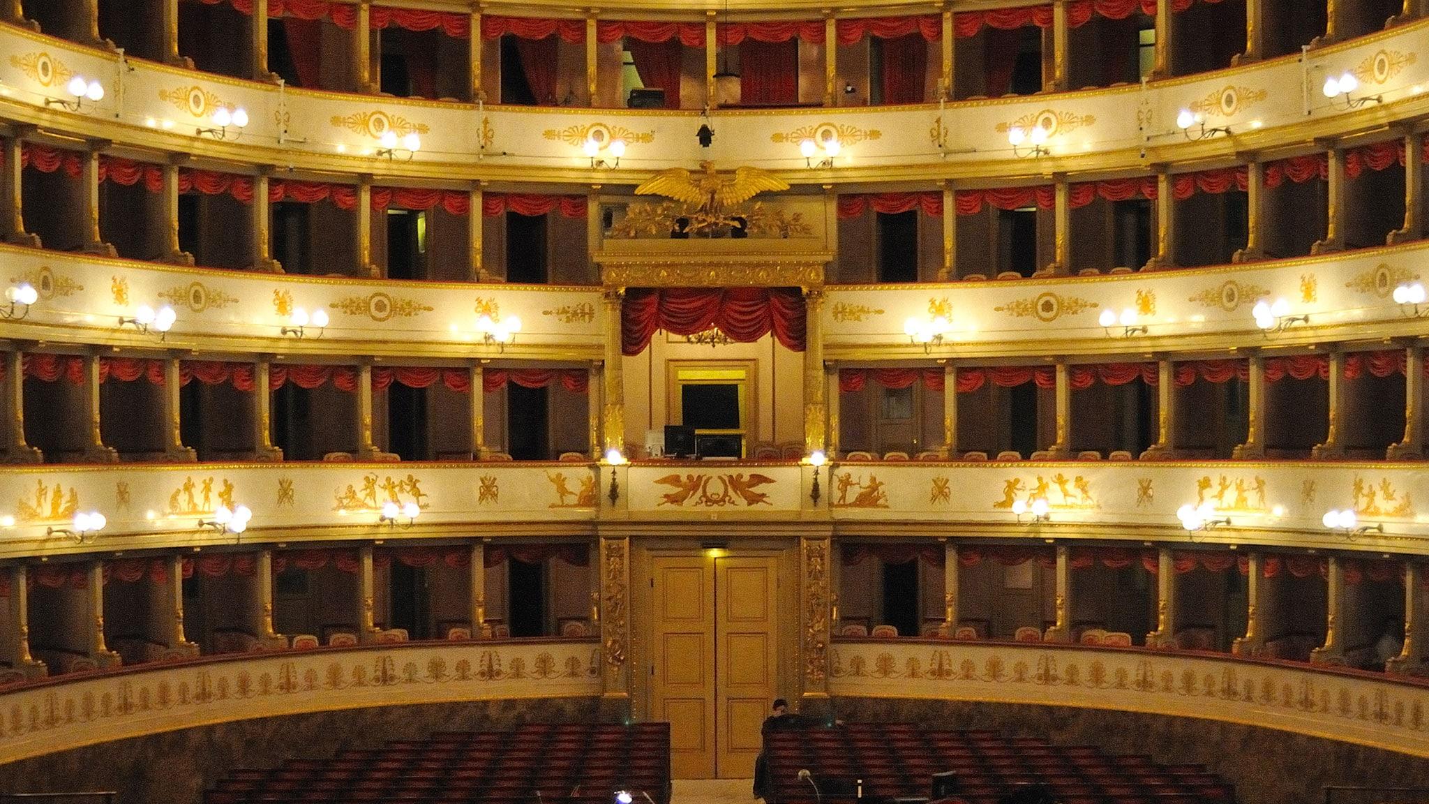 Rai 5 Teatro - Idioma gentile