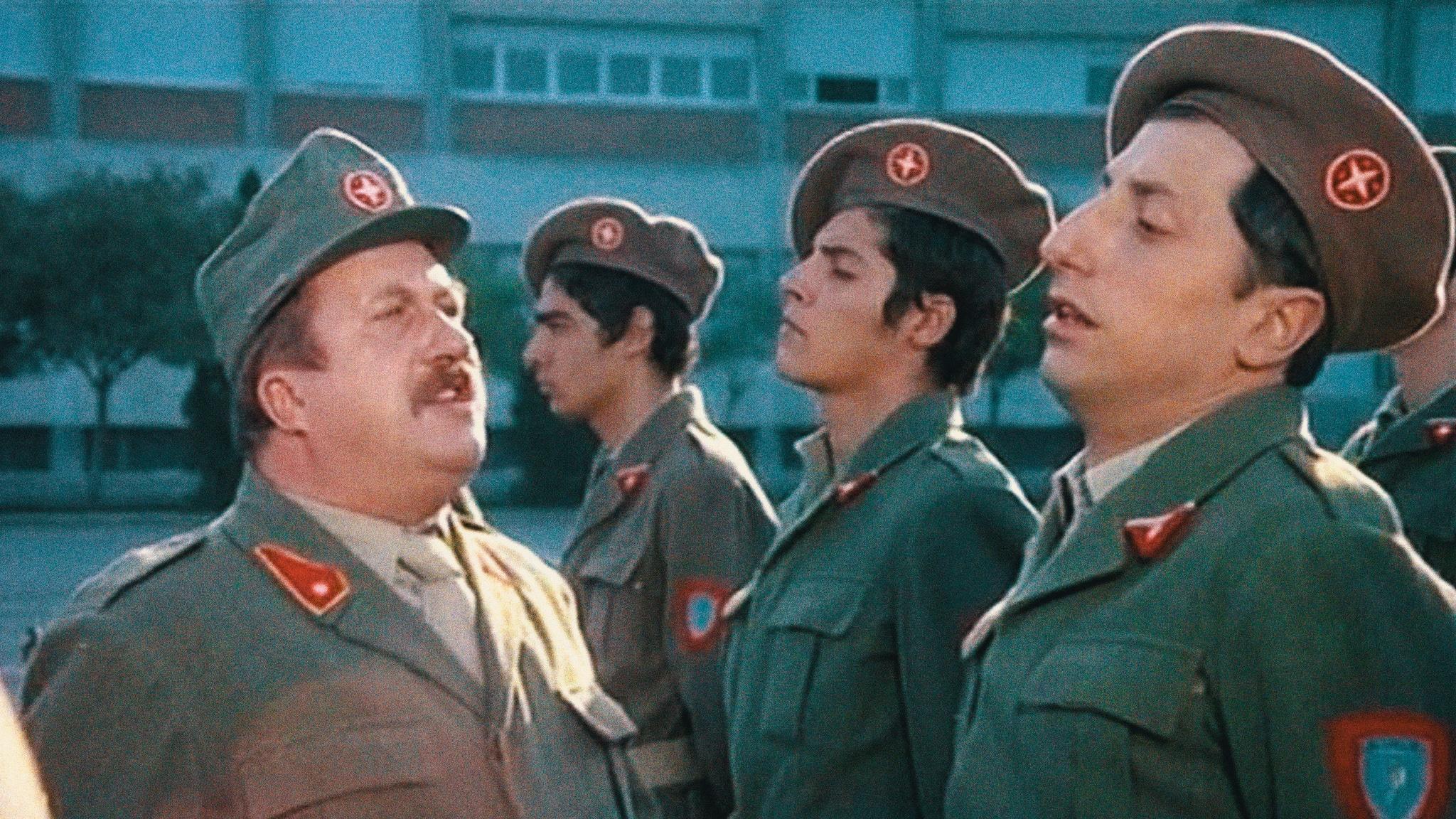 Rai Movie Patroclooo!... e il soldato Camillone, grande grosso e frescone