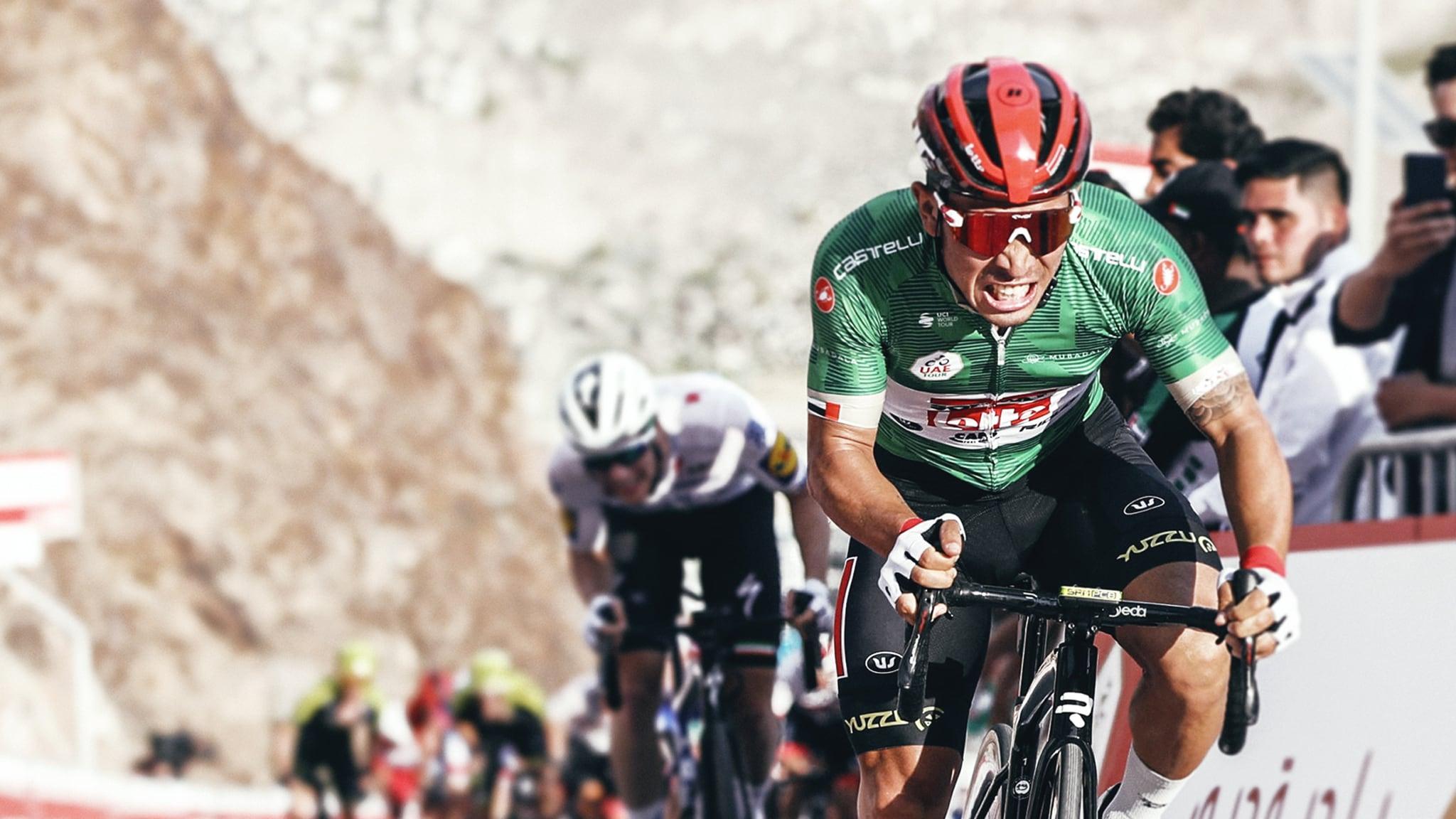 Rai Sport+ HD Ciclismo: Tour degli Emirati Arabi Uniti - 3a tappa