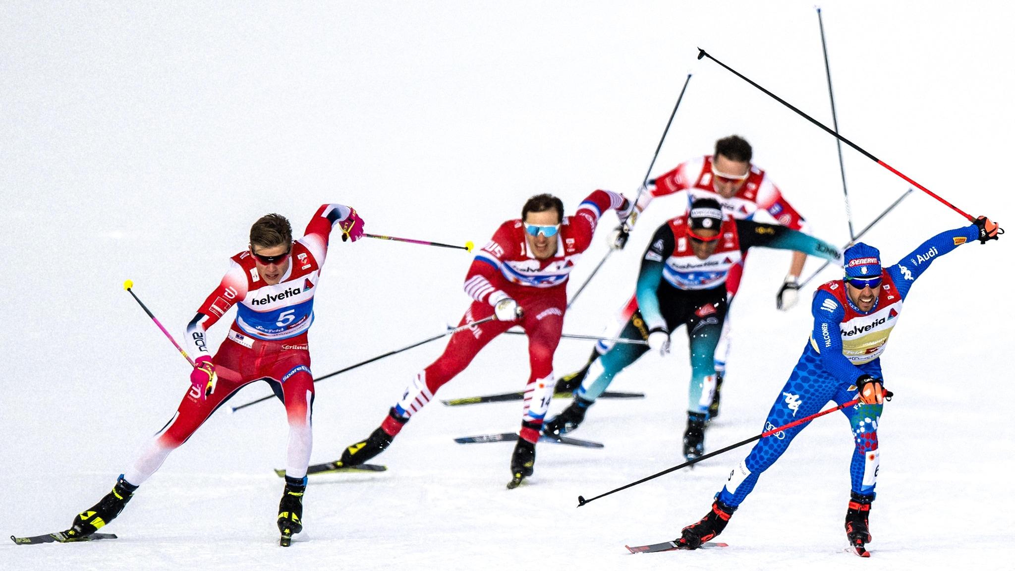Rai Sport+ HD Campionati Mondiali Sci Nordico :Sci Di Fondo 30 Km C mass start - CC-Femminile