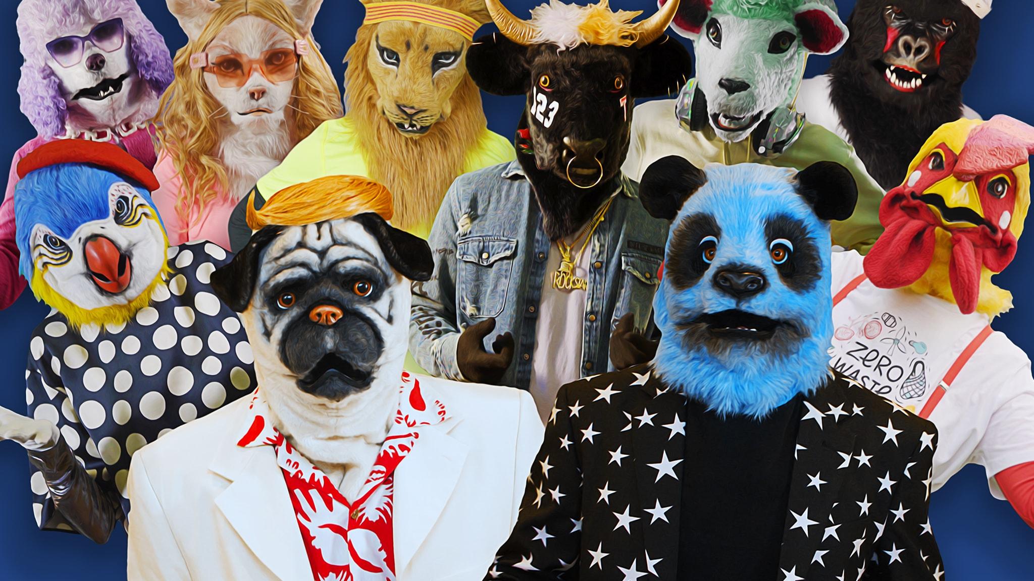Rai Gulp Animal House - S1E8 - Mai una gioia
