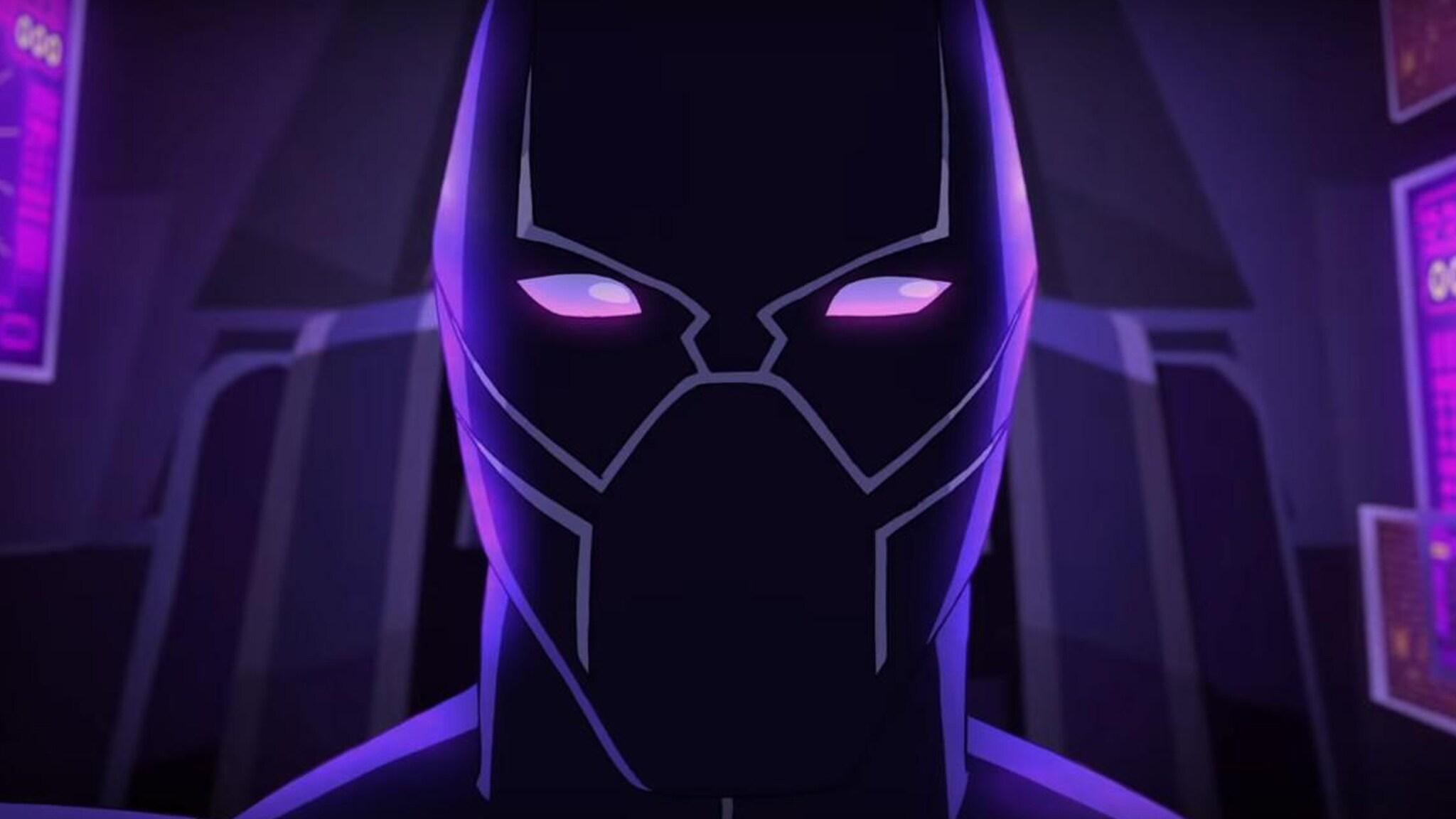Rai Gulp Avengers Black Panther (v) - Ep. 113