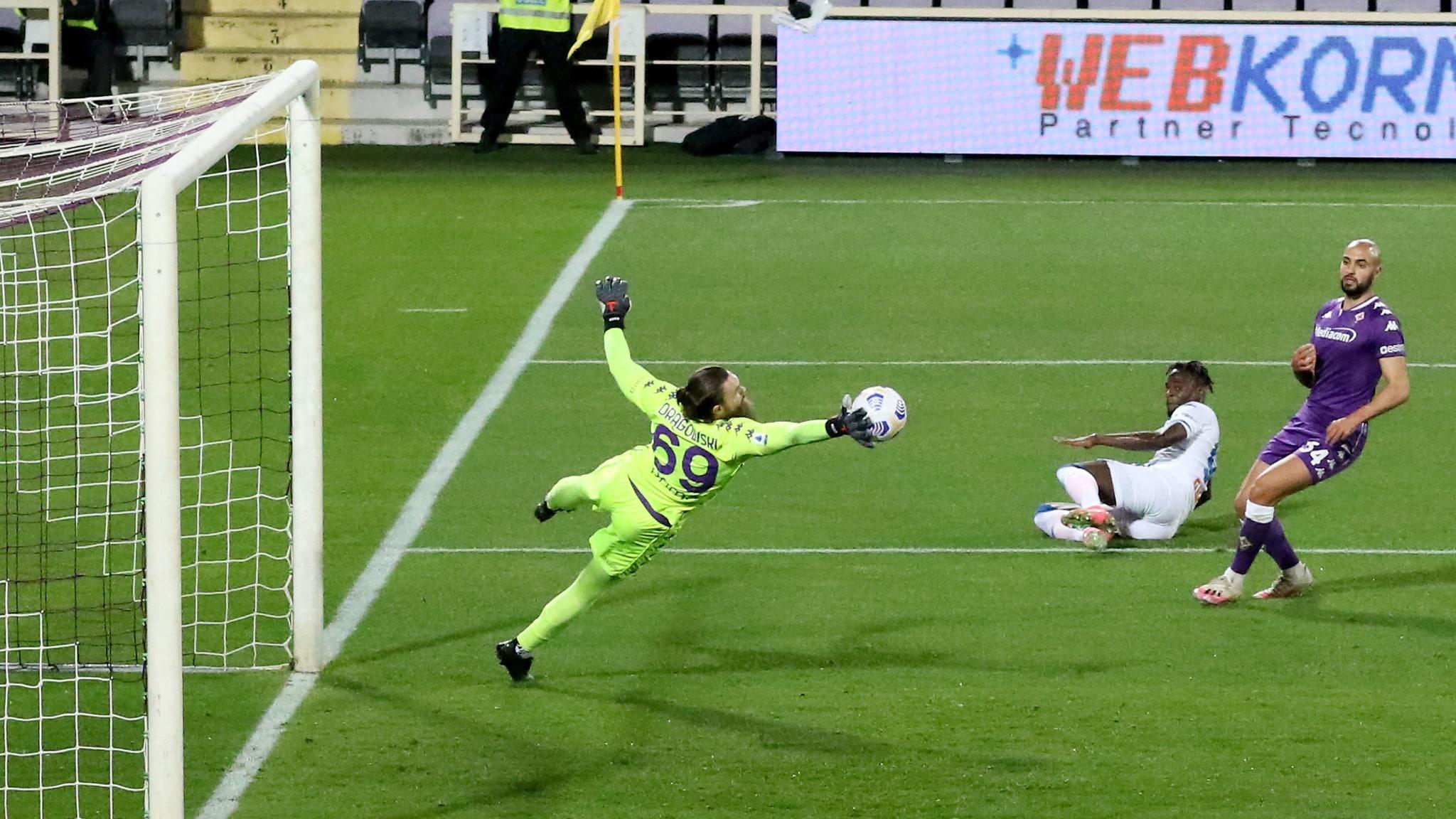 Serie A - Fiorentina 2 - Atalanta 3 - Video - RaiPlay