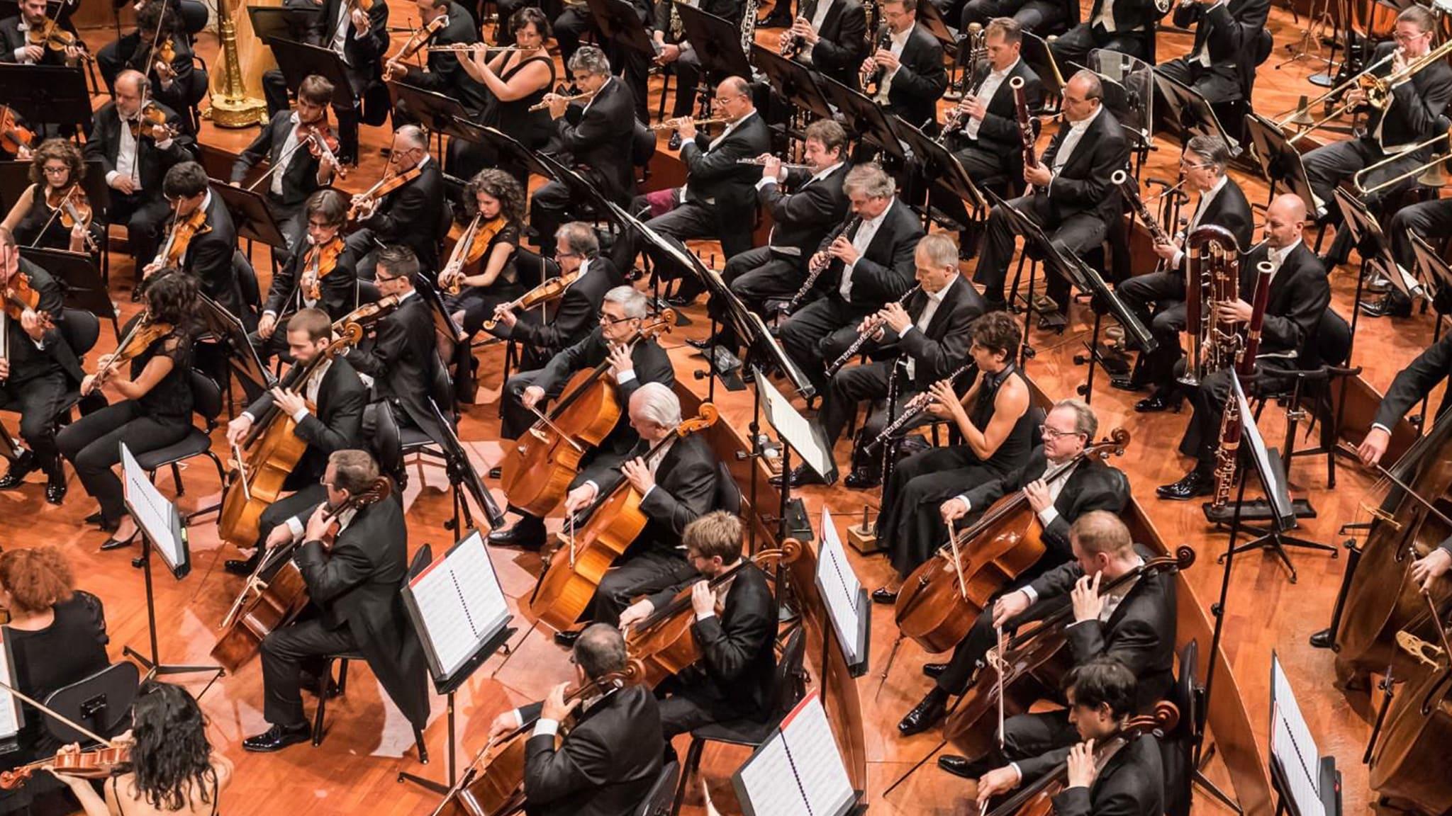Rai 5 Vi presento i Nostri - Orchestra Sinfonica Nazionale della Rai