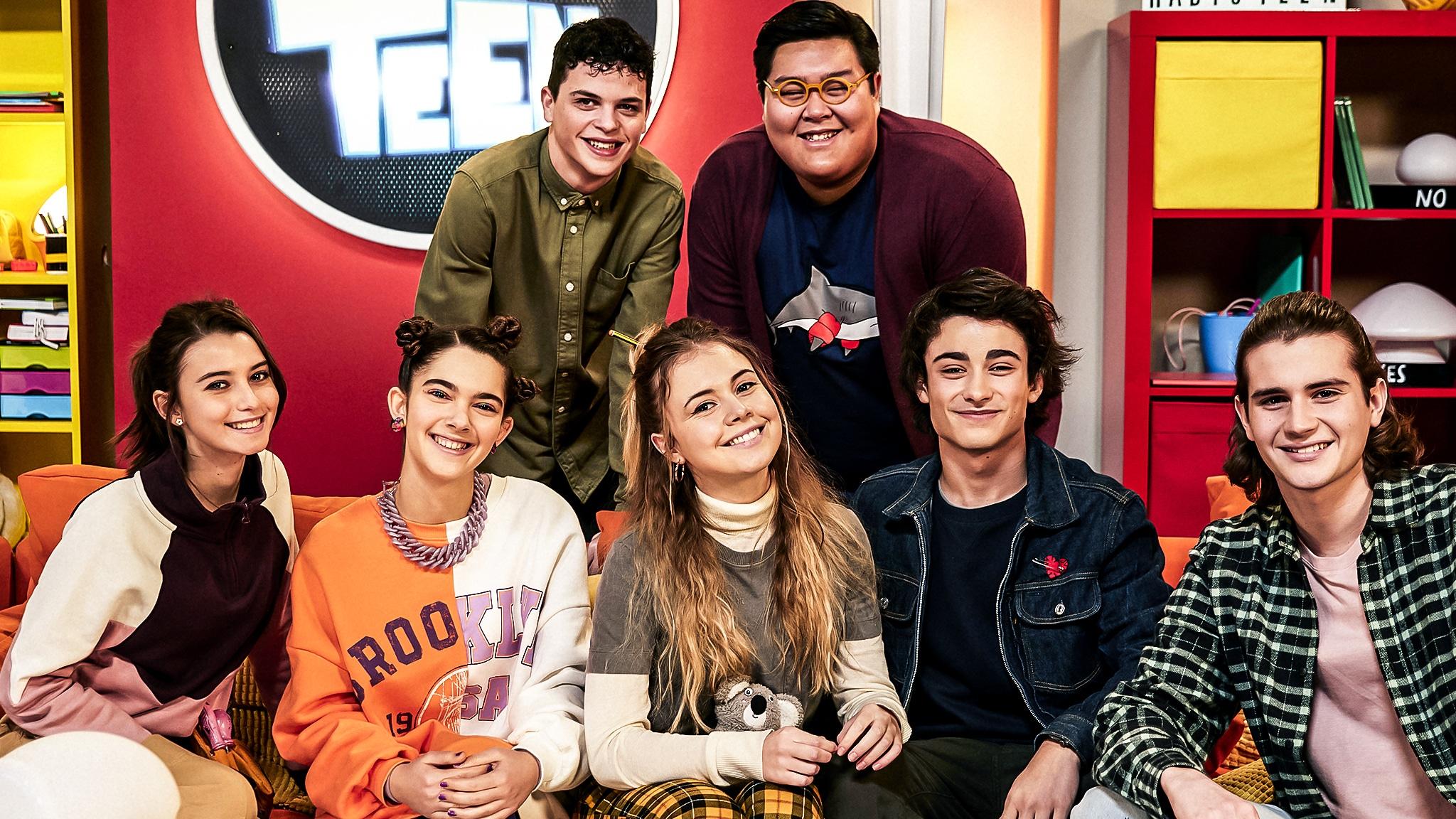 Rai Gulp Radio Teen - S1E18 - Famiglia in briciole