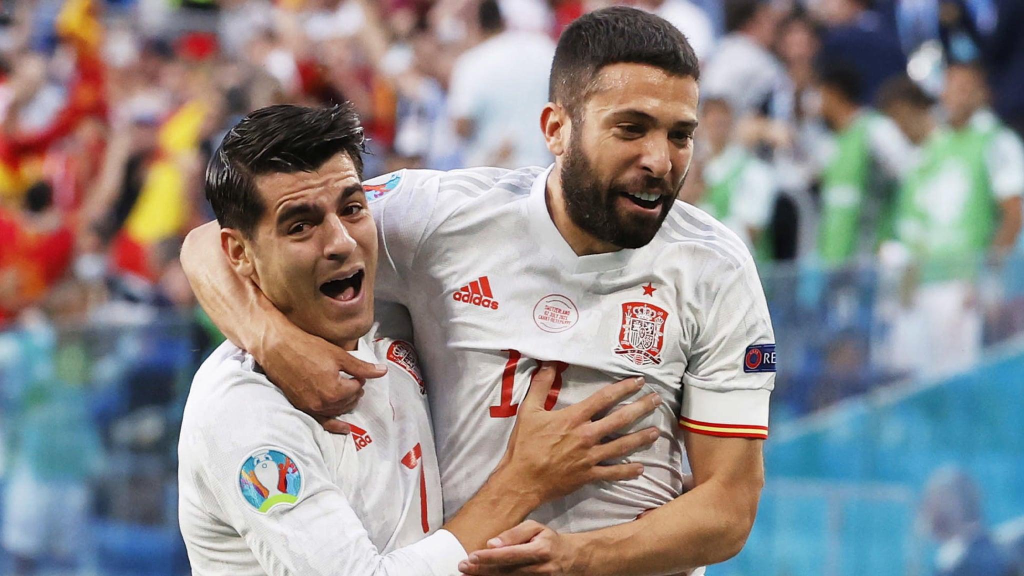 Euro 2020 - Svizzera - Spagna 2-4: la sintesi - Video - RaiPlay