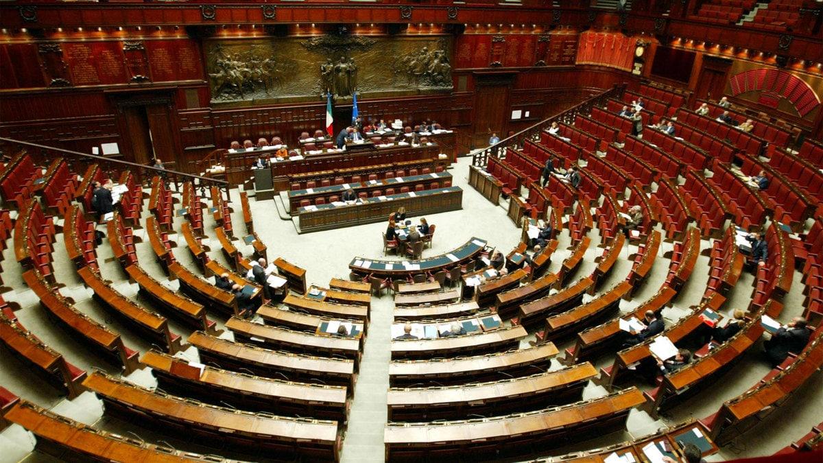 Rai 2 TG Parlamento