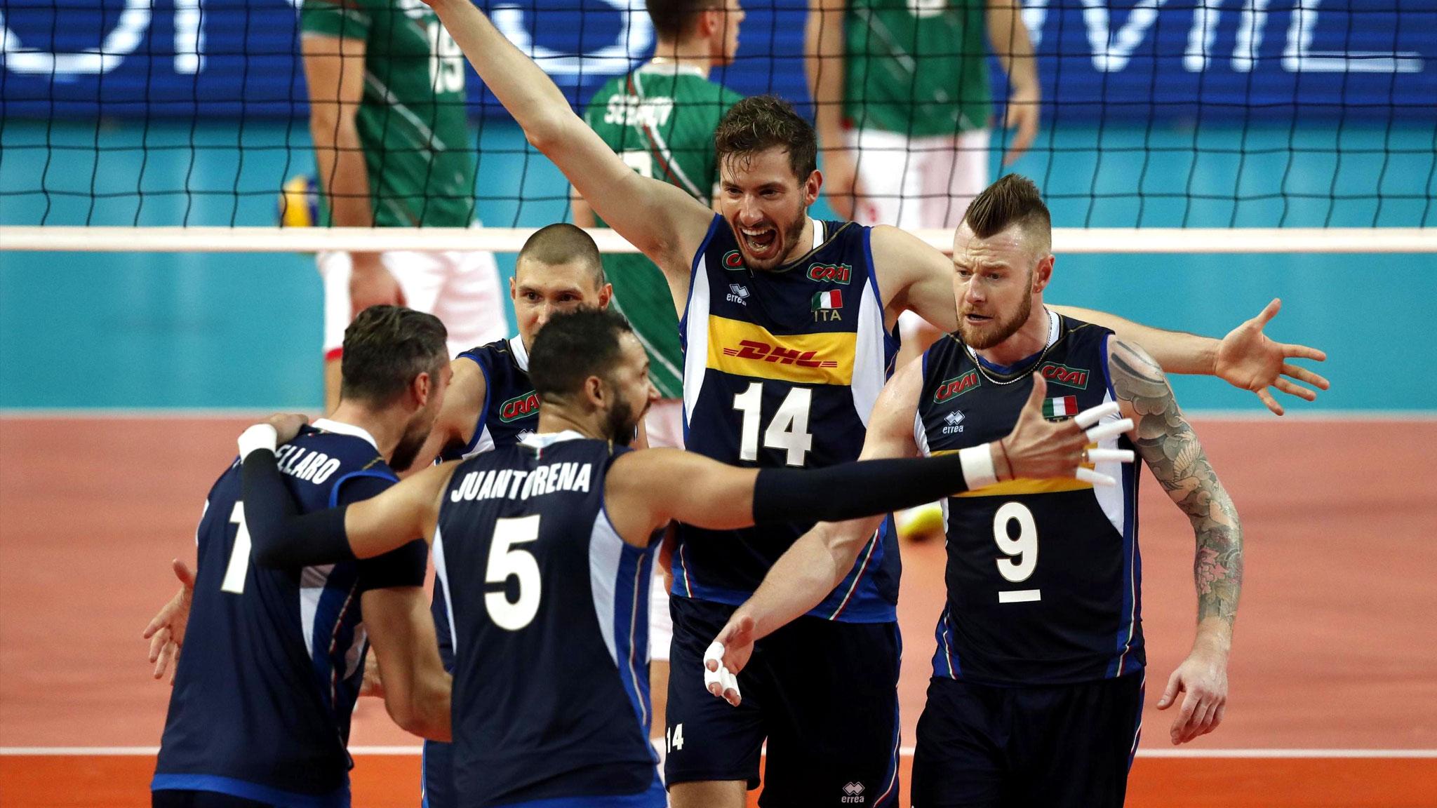 Rai 2 Pallavolo Maschile, Campionati Europei 2021 - Quarti di Finale: Italia - Germania
