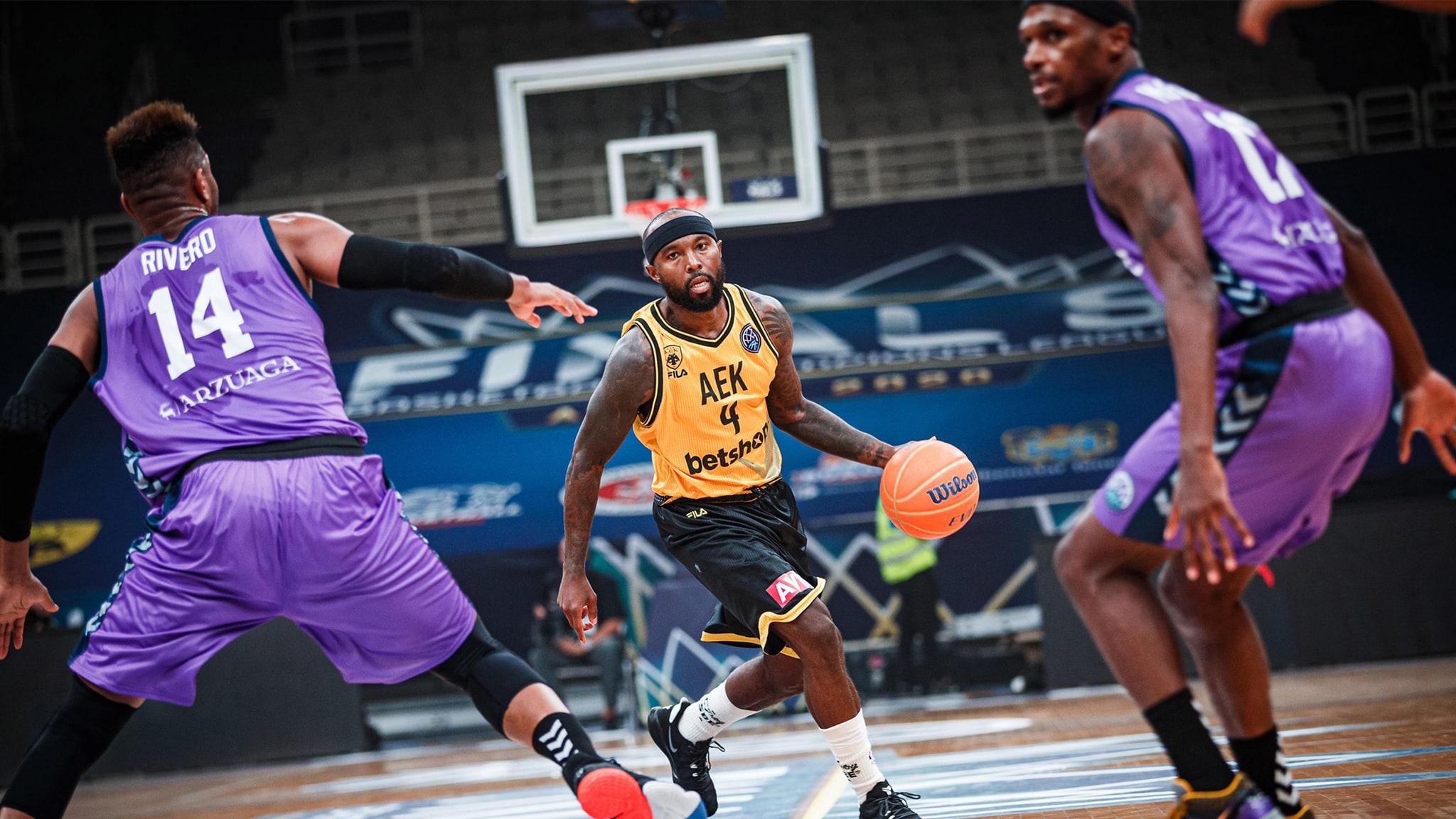 Rai Sport+ HD Basket Maschile - Champions League: Tenerife - Dinamo Sassari