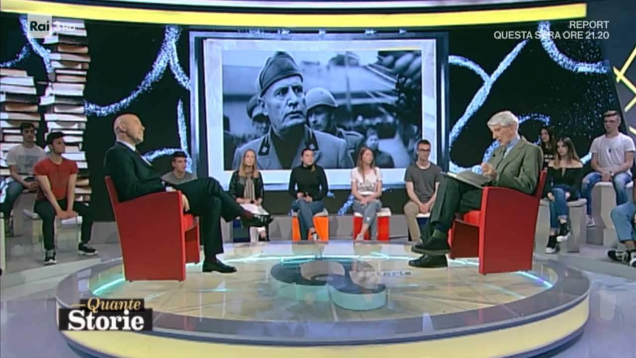 Quante storie - S2018/19 - L'ascesa del fascismo e il delitto Matteotti -  Video - RaiPlay