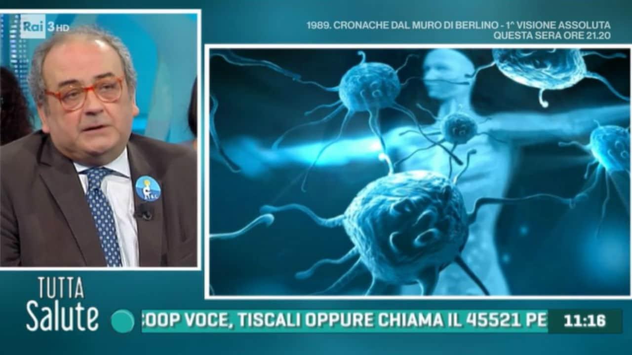 Tutta Salute S2019 20 Sistema Immunitario Melagrana Movimento Occhiali 08 11 2019 Video Raiplay