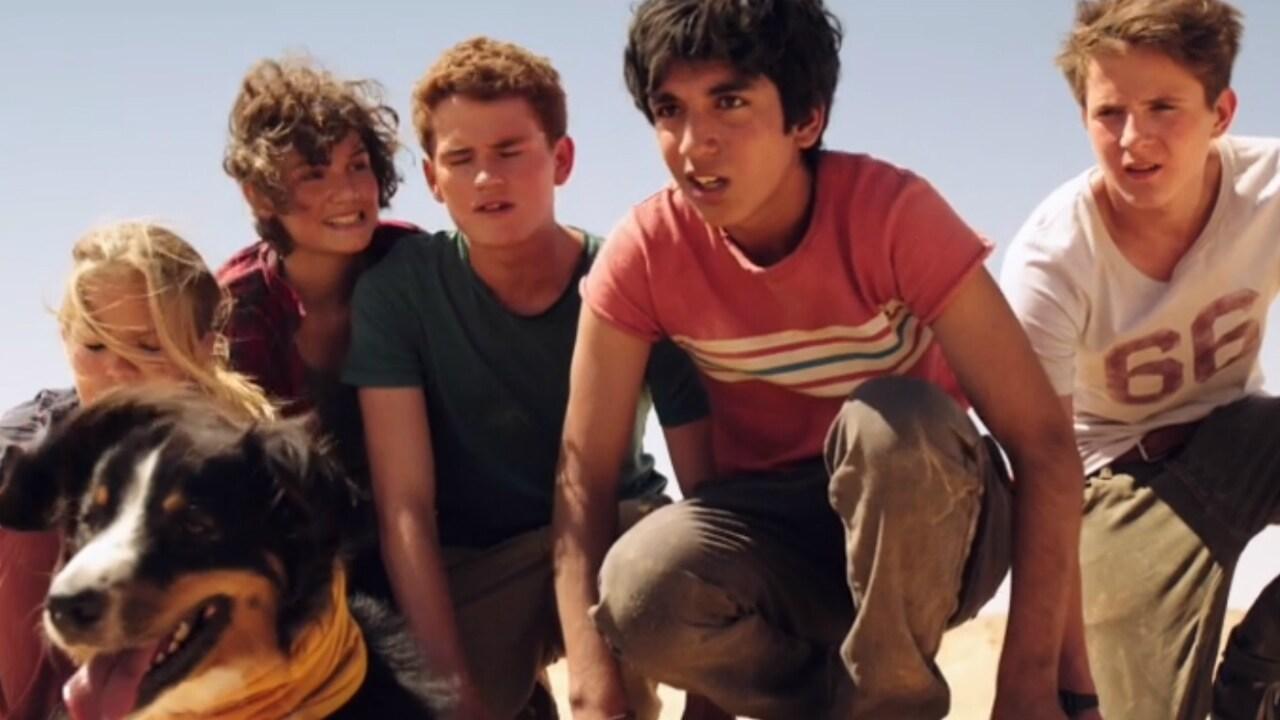 I Fantastici Cinque - Gli amuleti del faraone - Film - RaiPlay