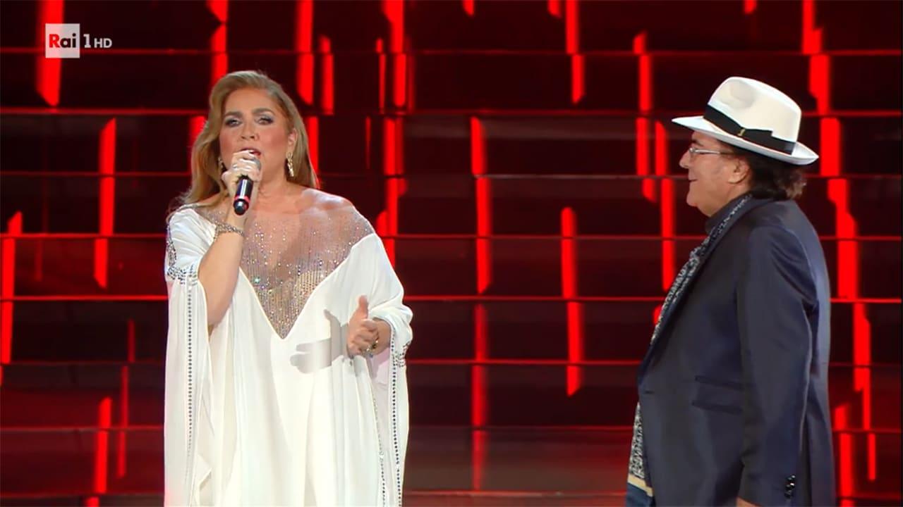 Festival Di Sanremo S2020e1 Al Bano E Romina Cantano Raccogli