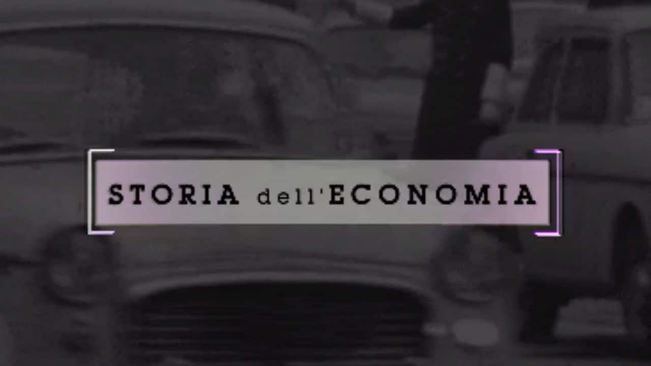 Risultato immagini per storia dell'economia rai storia