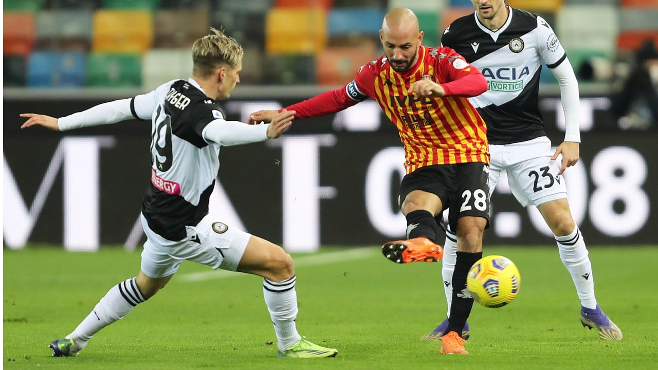 Serie A - Udinese 0 - Benevento 2 - Video - RaiPlay