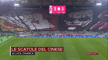 Report - Le scatole del cinese - 04/05/2018 - RaiPlay