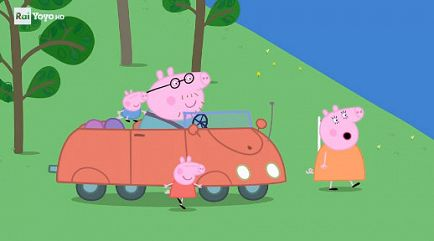 Hello Kids - Peppa Pig - La barchetta - RaiPlay