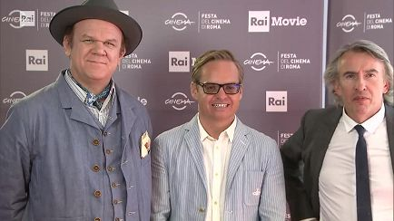 Festa del Cinema di Roma - Tv Call - Stan & Ollie - 24/10/2018 - RaiPlay