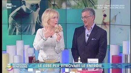 Buongiorno Benessere S2018 19 Le Erbe Per Ritrovare Le Energie 23 03 2019 Video Raiplay