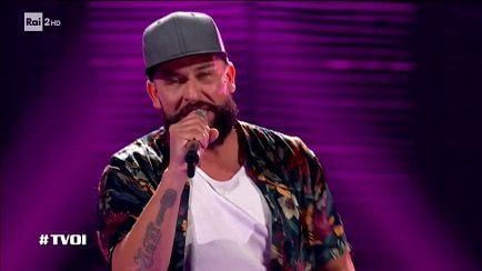 "The Voice of Italy - Koko: ""You Get What You Give"" - Blind Auditions - RaiPlay"