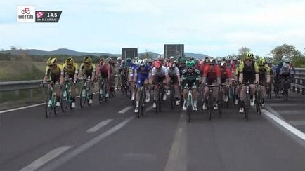 Giro d'Italia - Tappa 3: Vinci-Orbetello - RaiPlay