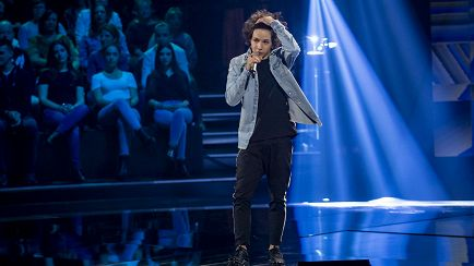 "The Voice of Italy - Andrea Bertè: ""We don't talk anymore"" - Blind Auditions - RaiPlay"