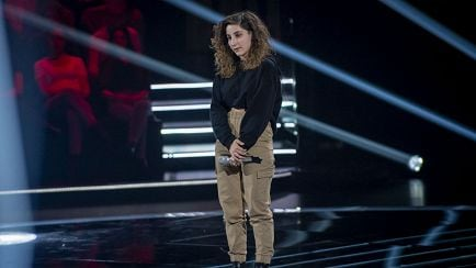 "The Voice of Italy - Giorgia Incatasciato: ""Stronger than me"" – Blind Auditions - RaiPlay"