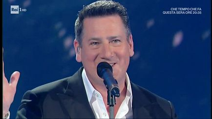 "Domenica In - Tony Hadley presenta ""Talking to the Moon""- 19/05/2019 - RaiPlay"