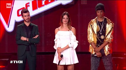 The Voice of Italy - La prima eliminazione del #TeamMorgan - Knock Out - RaiPlay