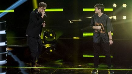 The Voice of Italy - Domenico Iervolino VS Andrea Settembre – The Battle - RaiPlay