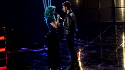 The Voice of Italy - Matteo Camellini VS Naïve - The Battle - RaiPlay
