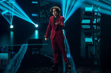 "The Voice of Italy - Andrea Bertè: ""Ferma questo istante"" - Knock Out - RaiPlay"