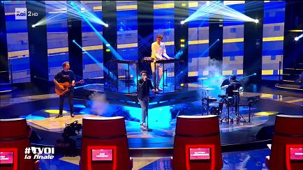 The Voice of Italy - Lost Frequencies a The Voice of Italy 2019 - Finale - RaiPlay