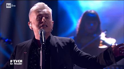 The Voice of Italy - Holly Johnson a The Voice of Italy 2019 - Finale - RaiPlay